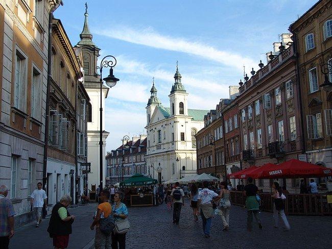 Ulica Freta w Warszawie